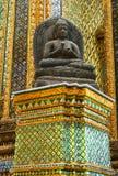 Buddha w Wacie Phra Kaeo w Bangkok Zdjęcie Royalty Free