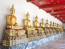 Buddha w Wata Pho świątyni Zdjęcia Stock