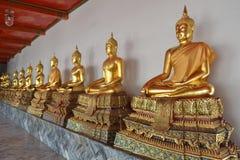 Buddha w Wata Pho świątyni Zdjęcie Royalty Free