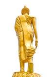 Buddha walked Royalty Free Stock Photography