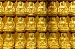 Buddha Wall-04 Immagine Stock