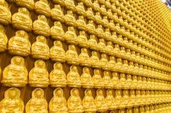 Buddha Wall-02 Royaltyfria Bilder