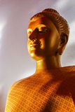 Buddha / Wat Bang Riang in Phang Nga Province, Thailand. Stock Photo