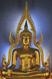 Buddha in Wat Benjamabophit Stock Image
