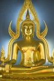 Buddha at Wat Benjamabopith Royalty Free Stock Photos