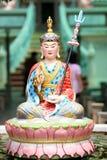 Buddha Wat Leng Yi Thailand Lizenzfreie Stockfotografie