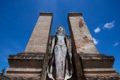 Buddha in Wat Mahathat Fotografia Stock Libera da Diritti