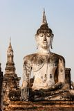 Buddha in Sukhothai, Thailand Stock Photo