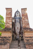Buddha in Wat Mahathat Royalty Free Stock Photography