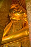 Buddha at  Wat Pho Stock Image