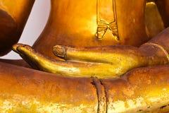 Buddha in Wat Pho ,Thailand. Royalty Free Stock Photo