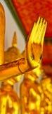 Buddha in Wat Pho thailand Royalty Free Stock Photo