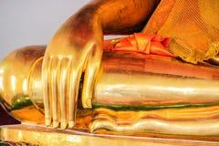 Buddha in Wat Pho thailand. Buddha in Wat Pho in bangkok, thailand Royalty Free Stock Images
