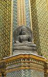 Buddha in Wat Phra Kaew, Bangkok Thailand. Royalty Free Stock Photos