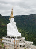 Buddha Wat Phra That Pha Kaew ,Phetchabun ,Thailand Stock Photo