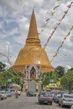 Buddha Wat Phra Prathom Chedi, Nakhon Pathom Royalty Free Stock Photo