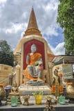Buddha Wat Phra Prathom Chedi, Nakhon Pathom Royalty Free Stock Image
