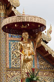 Buddha at Wat Phra Sing; Thailand Royalty Free Stock Photos