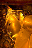 Buddha, Wat Po Temple, bangkok, Thailand. Stock Photography