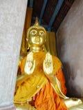Buddha. Wat Prathat Lampang Luang,Lampang,Thailand Stock Photos