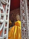 Buddha. Wat Prathat Lampang Luang,Lampang,Thailand Royalty Free Stock Images