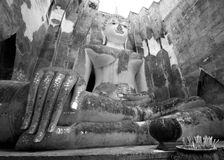 Buddha (Wat Si Chum) Stock Photo