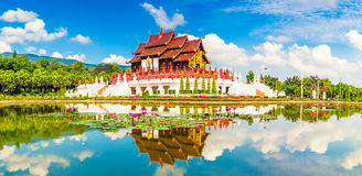 Buddha wat thai Thailand Temple Royalty Free Stock Image