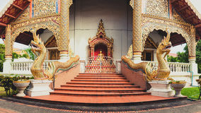 Buddha wat thai Thailand Temple Royalty Free Stock Images