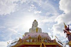 Buddha wielka Statua Obraz Royalty Free