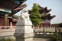 Buddha Wielki Monaster Chan Zdjęcia Royalty Free