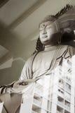 Buddha Window Royalty Free Stock Images