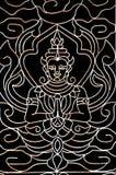 Buddha wizerunek Zdjęcie Stock