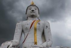 Buddha wizerunek Tajlandzka ziemia Obraz Royalty Free