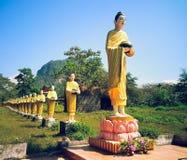 Buddha wizerunki Fotografia Royalty Free