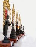 Buddha wizerunki Zdjęcia Royalty Free