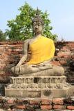 buddha wizerunku miejsca siedzące Obraz Stock
