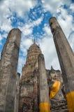 buddha wizerunku pagoda Zdjęcie Royalty Free