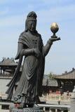 The Buddha of Yungang Royalty Free Stock Photo