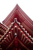 Buddha zębu relikwii muzeum i świątynia obrazy royalty free