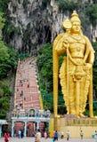buddha złoty Fotografia Royalty Free