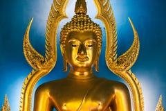 buddha złoty obrazy stock