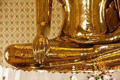 buddha złoty Fotografia Stock