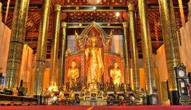 buddha złoty Zdjęcia Royalty Free