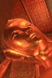 buddha złoty obraz stock