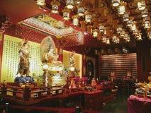 Buddha-Zahn-Relikt-Tempel lizenzfreie stockfotografie