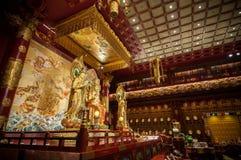 Buddha-Zahn-Relikt-Tempel und Museum Stockbilder