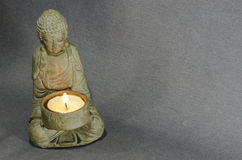 Buddha-Zen Stockfotografie
