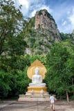 Buddhaberg Arkivfoton