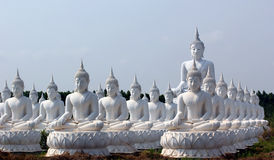 Buddhabild Arkivfoto