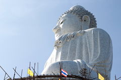 Buddhabild Royaltyfri Foto